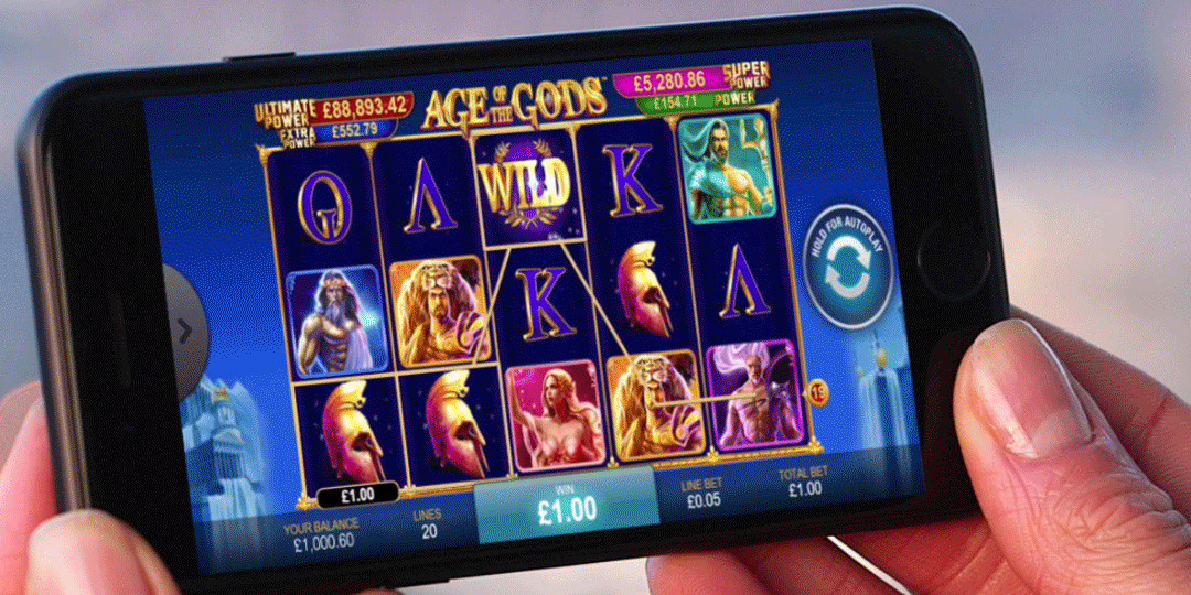 Betfair casinospel och slots