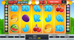 Fruit Shop Freespins