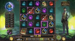 Tome of Madness Freespins