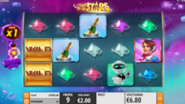 Ticket to the Stars Freespins