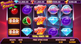 Double Stacks Freespins