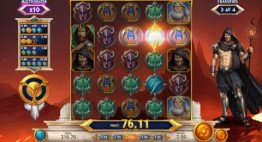 Rise of Olympus Freespins