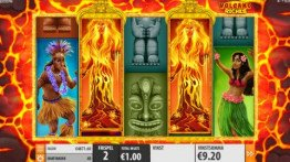 Volcano Riches Freespins