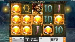 Pirates Charm Freespins