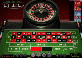 European Roulette Satsning