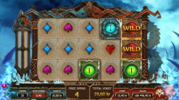 Double Dragons Freespins