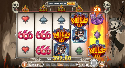 Charlie Chance Free Spins