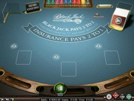 Blackjack Pro Bordsspel