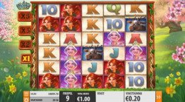 Crystal Queen Freespins