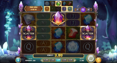 Shimmering Woods Free Spins