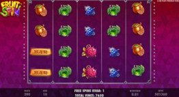 Fruit Spin Freespins