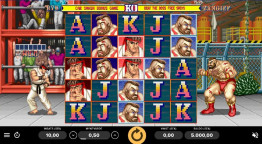 Street Fighter II Grundspel