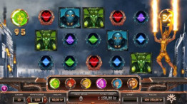 Super Heroes Freespins