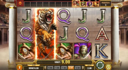Game of Gladiators Freespins
