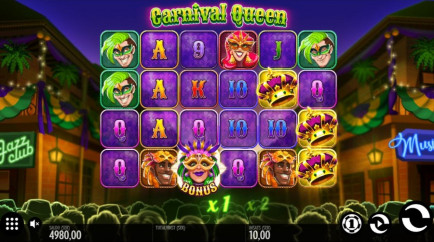 Carnival Queen Casinospel