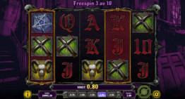 House of Doom Freespins