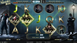 The Invisible Man Freespins