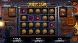 Money Train Bonusspel