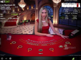 Live Blackjack VIP
