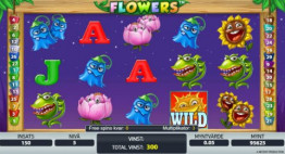 Flowers Freespins