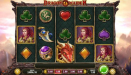 Dragon Maiden Casinospel