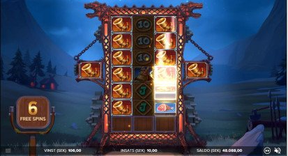 Riches of Midgard Free Spins