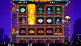 Flame Busters Freespins