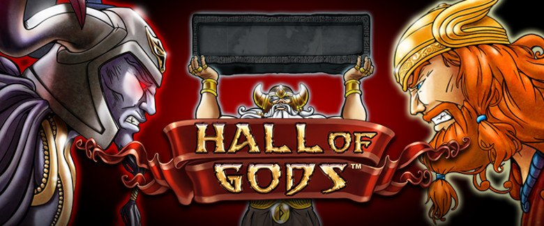 Hall of Gods - Jackpottslot