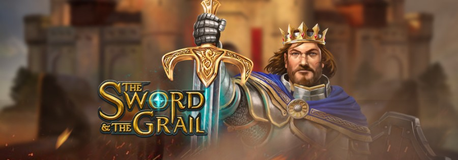 The Sword and the Grail Play'n GO